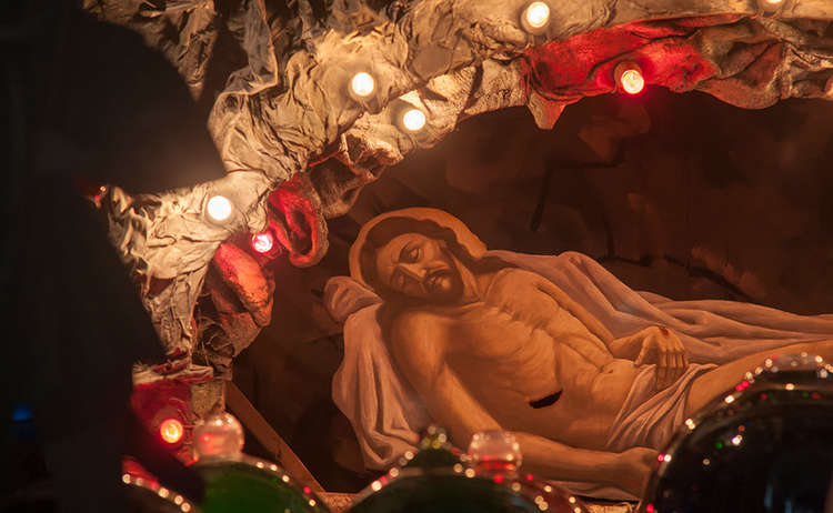 Hoeglwoerth Heiliges Grab