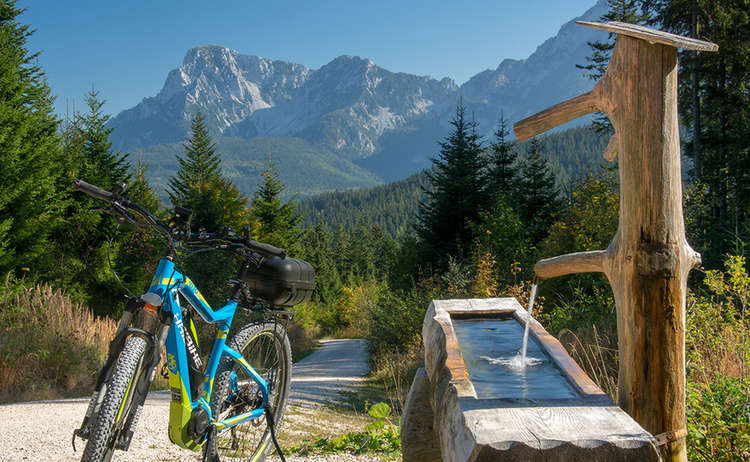 Mountainbike E Bike Anger Rupertiwinkel