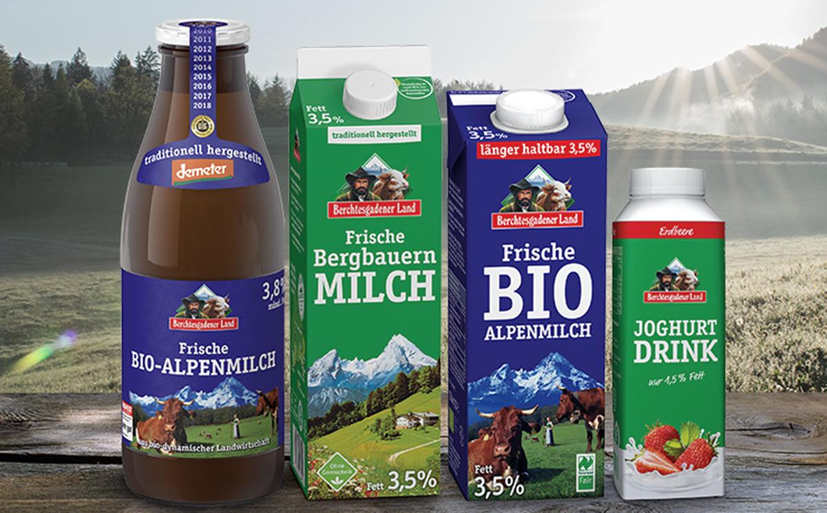 Bergbauernmilch Milchladen 6