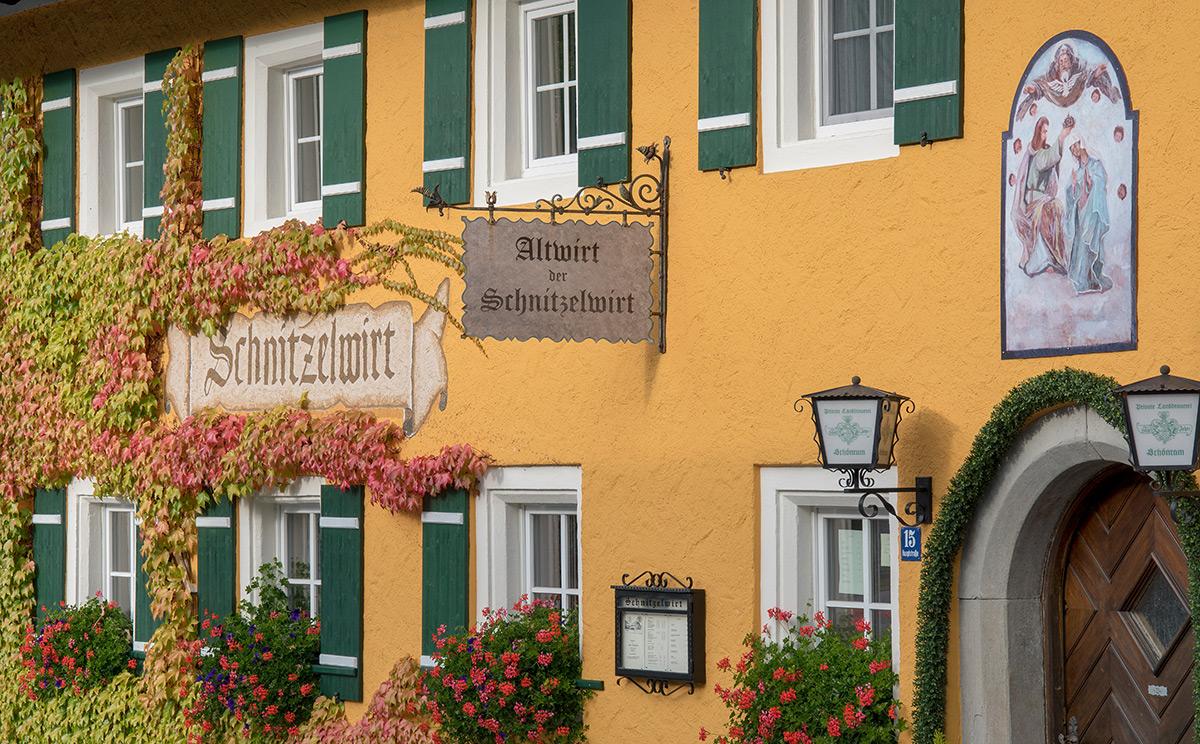 Gasthaus Altwirt Der Schnitzelwirt 2
