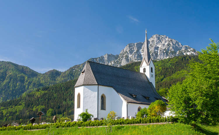 Kirche Aufham