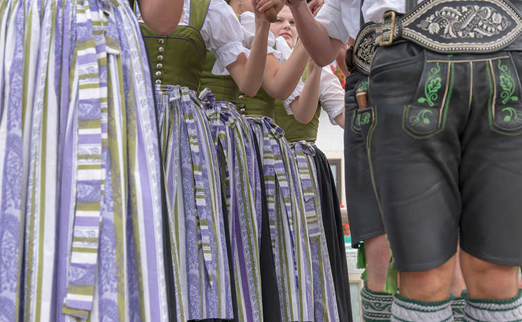 Tracht Anger
